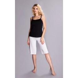 Półhaka - spodnie damska z jedwabiu wiskozowego Tamara