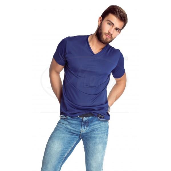 T-shirt męski dobrej jakości Caro Mewa