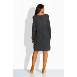 Tunika sweterek sukienka damska fantazyjna