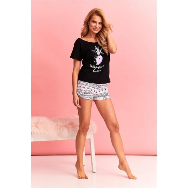 Piżama damska bawełniana Gabi krótka