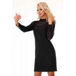 Sukienka damska Venetiana czarna