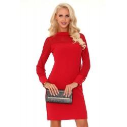 Sukienka damska Venetiana czerwona