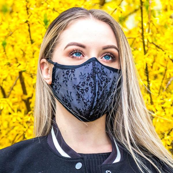 Maska ochronna KORONKA2