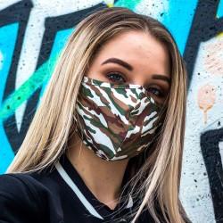Maska młodzieżowa ochronna MORO DROBNE