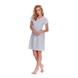 Koszula ciążowa w paski TCB 9928