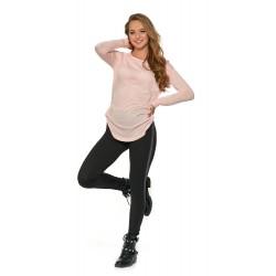 Bluzka damska z długim rękawem BDS 1400