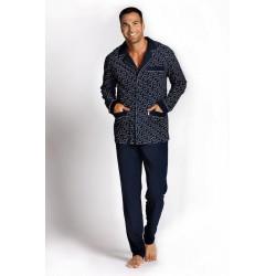 Piżama Javier granat 2xl
