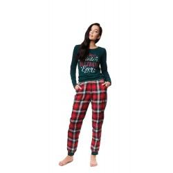 Piżama damska bawełniana Zev